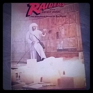 The Raiders of the Lost Ark book